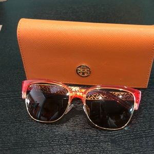 Brand name Tory Burch sunglasses